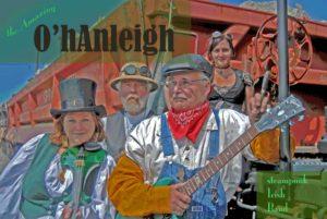 O'hAnleigh: Irish Steampunk