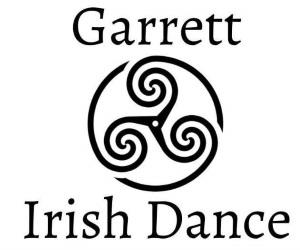 Garrett Irish Dance logo
